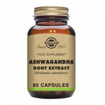 Ashwagandha Root Extract - 60 vcaps