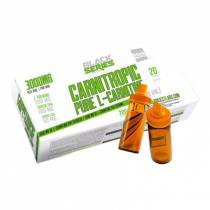 Carnitropic Pure L-Carnitine 3000mg - 20x10ml