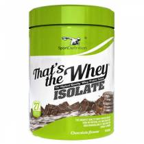 That's The Whey Isolate - 600g