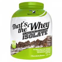 That's The Whey Isolate - 2.1Kg