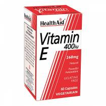 Vitamina E natural 400UI - 60 vcaps